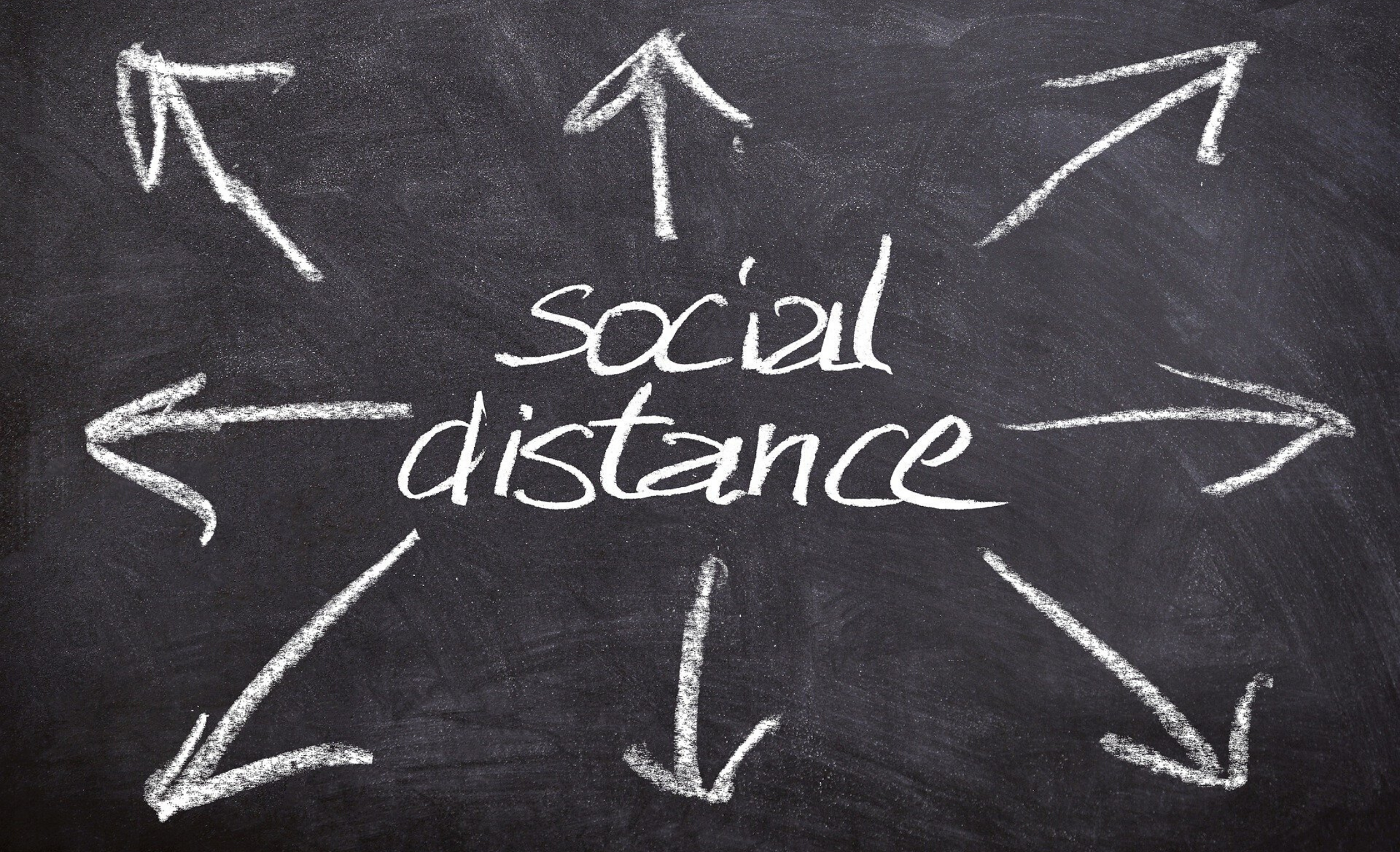 6 VALUABLE LESSONS TO LEARN FROM SOCIAL DISTANCING