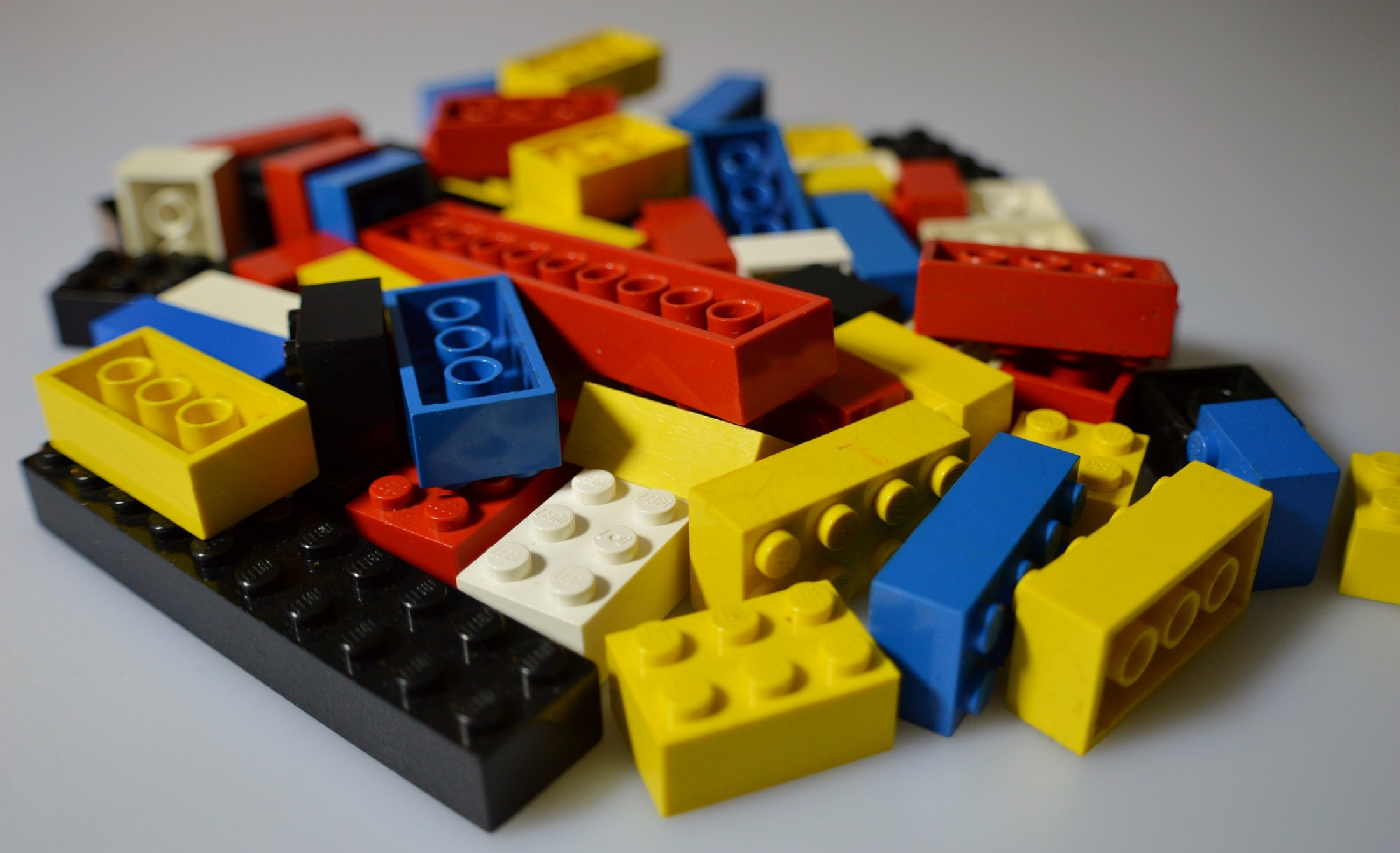 HOW TO PREPARE STUDENTS FOR THE FUTURE WITH LEGO